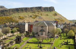 Guided Tour of Edinburgh's Underground Vaults & Canongate Cemetery