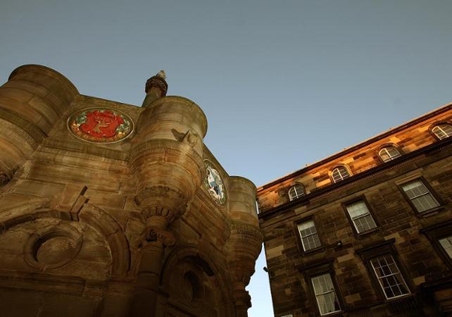 Photo Visite guidée d'Édimbourg autour des histoires hantées de la ville