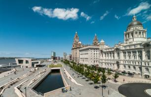 Liverpool Experience – Pass for Cruise, Bus Tour and Ticket for Liverpool Cathedral