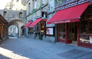 Dinner or Lunch at La Mère Poulard in the Heart of the Mont Saint-Michel