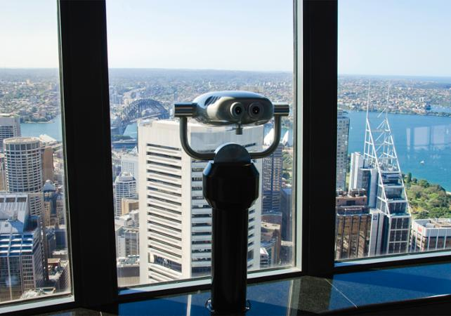 Billet 2, 3 ou 4 attractions : Madame Tussauds, WILD LIFE , SEA LIFE, Sydney Tower ou Manly SEA LIFE Sanctuary image 14