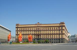Guided Tour of Moscow on the Theme of Communism