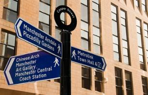 Guided Walking Tour of Manchester
