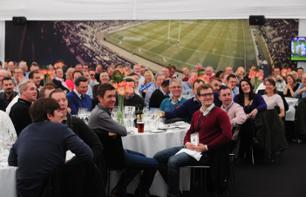 6 Nations Tournament – VIP tickets for England's matches at Twickenham