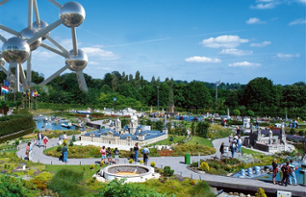 Ticket to the Atomium and Mini Europe