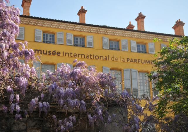 Mus e international de la parfumerie mip grasse for Maison du monde grasse