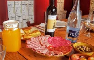 Wine Tasting Course with Wine Tasting and Lunch - Bike Rental Optional - 1 hour from Barcelona
