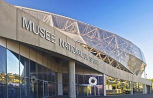 Tickets for the National Sports Museum in Nice