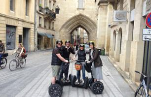 Segway Tour of Bordeaux: Beginner Level – 1 hour