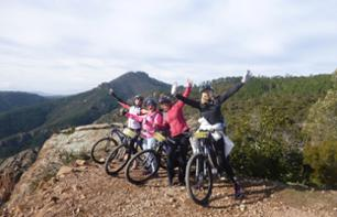 Discover the Esterel Mountains by Electric Mountain Bike – 30 minutes from Cannes and Fréjus
