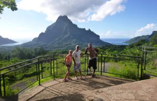 Discover the History and Legends of Moorea