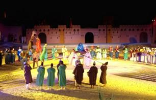 Dinner and Folklore Show in Chems Ayour – Leaving from Agadir