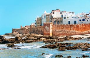 2-day excursion to Marrakech and Essaouira – Leaving from Agadir