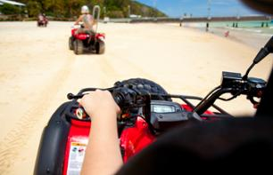 Buggy or Quadbike Tour at the Seaside on the Outskirts of Agadir