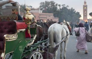 Evening Horse-drawn Carriage Trip around Marrakech