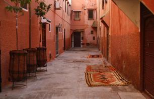 Private Historical Tour of the Marrakech Medina – Hotel Transfer