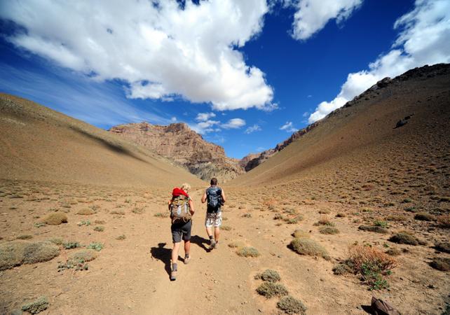 Randonnée dans les montagnes de l'Atlas - Au départ de Marrakech - Marrakech - Ceetiz