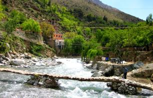 Private Trip to The Ourika Valley – Departing from Marrakech