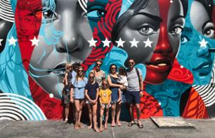 visite guidée quartier street art miami