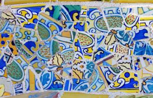 Gaudí-Style Mosaics Workshop