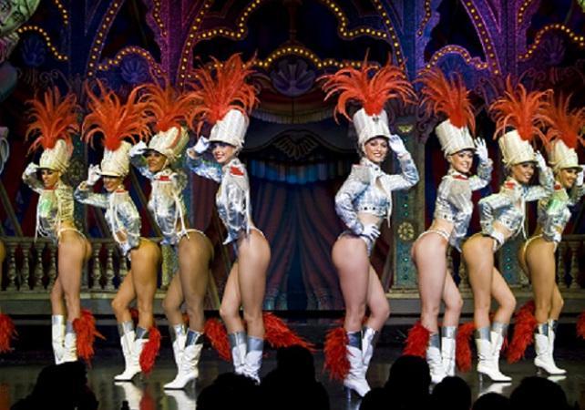 Spectacle Moulin Rouge - Revue 21h - Avec Champagne - Paris - Ceetiz