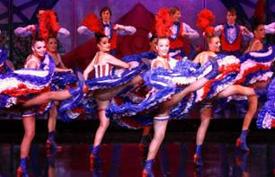 Chistmas Holiday: Moulin Rouge Dinner & Show – With Champagne