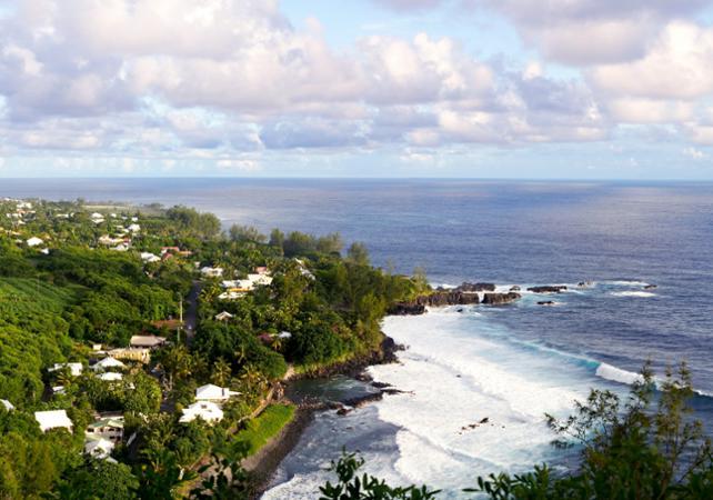 Photo Excursion d'une journée dans le Sud de La Réunion et visite du Jardin des Épices