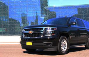 VIP Transfer by Private Vehicle from Newark Airport to Your Hotel in Manhattan