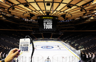Guided Visit to Madison Square Garden - New York