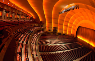 Billet Radio City Music Hall : visite guidée de la salle et des coulisses - New York