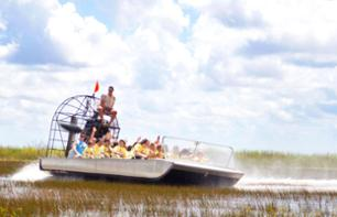 Tour durch die Everglades
