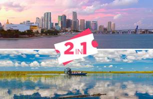 Tour Of The Everglades and Cruise In The Biscayne Bay