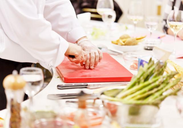 D couverte de la cuisine fran aise cours de cuisine - Cours de cuisine avec un chef etoile paris ...