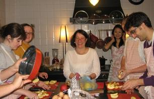 Morning Cookery Class with a Professional Chef in a Parisian Apartment