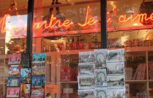 The French Art of Seduction – Guided tour in Montmartre