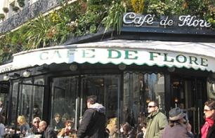 French Conversation Class at Café de Flore & Guided Tour of Saint-Germain-des-Prés