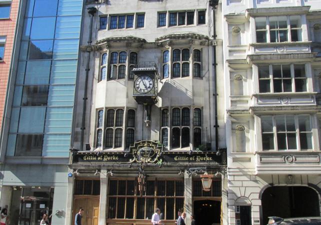 Photo Tour guidé des pubs historiques de Londres