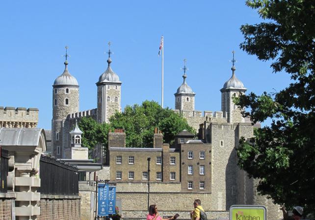 Visite guidée autour des lieux de tournage de films à Londres - Londres -