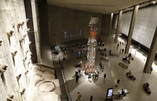 Billet 9/11 Museum - Musée du 11 septembre à New York