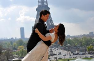 True Love: Marriage Vow Renewal in Paris