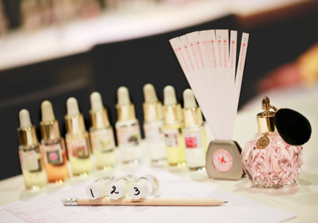 Atelier découverte : création de votre propre parfum - Paris -