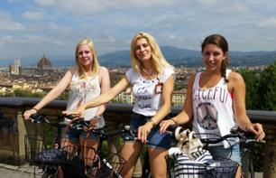 Guided Tour of Florence by Bike