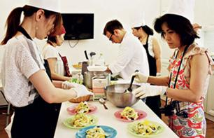Italian Cooking Class: Pizza & 'Gelato' Ice Cream