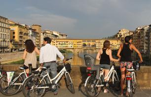 Guided Tour of Florence by Electric Bike