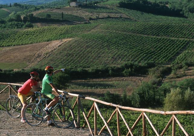 Randonnée à vélo dans la région de Toscane – Au départ de Florence - Florence -