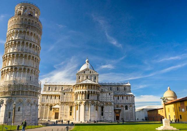 Excursion à Pise dans la matinée – Au départ de Florence - Florence -