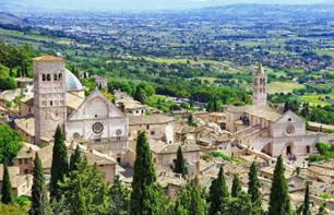 Excursion to Assisi & Perugia with chocolate tasting – Leaving from Florence