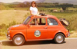Guided Tour of the Chianti Region by Fiat 500 – Departing from Florence