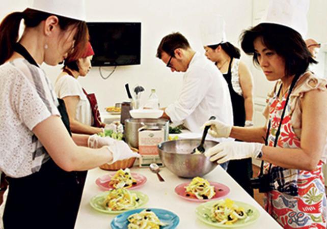 Sienne cours de cuisine italienne avec un chef de la - Cours de cuisine italienne ...