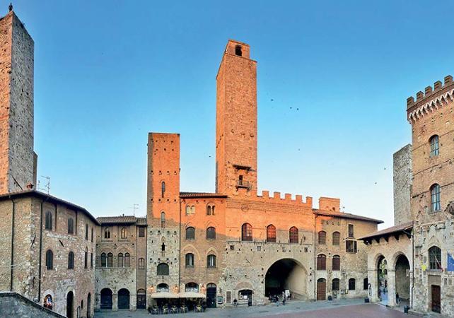 Excursion à San Gimignano - au départ de Sienne - Sienne -
